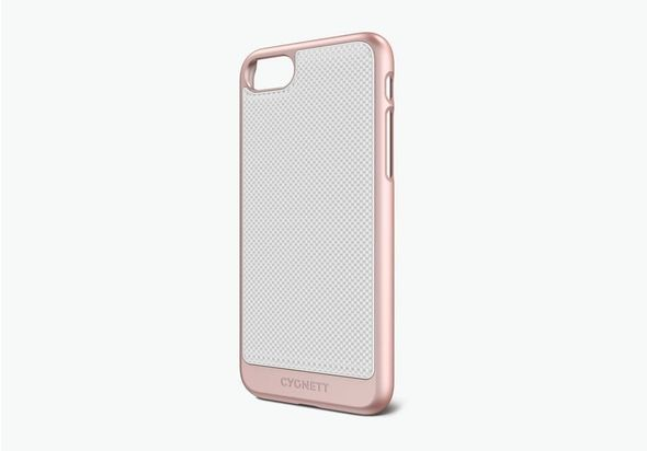 Cygnett UrbanShield Case for iPhone 7, Rose Gold