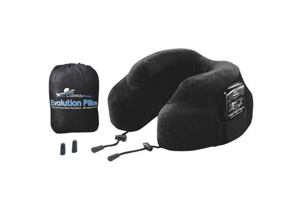 Cabeau Evolution Travel Pillow EP0081, Black