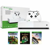 Microsoft Xbox One S 1TB Console with 3 Games