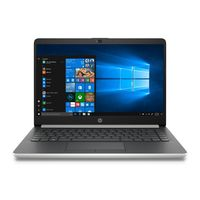 "HP Notebook 14-CF1001NE i5 4GB, 1TB+ 16GB 14"" Laptop, Silver"