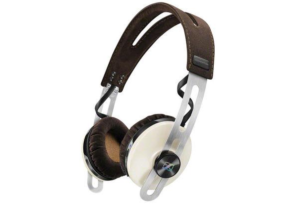 Sennheiser Momentum 2.0 On Ear Bluetooth Headphones, Ivory