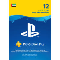 Sony PS+ Subscription 12 Month