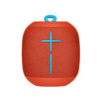 Ultimate Ears UE WONDERBOOM Portable Bluetooth Speaker, Fireball Red