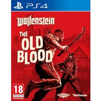 Wolfenstein The Old Blood for PS4