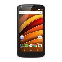 Motorola Moto X Force Smartphone, Black
