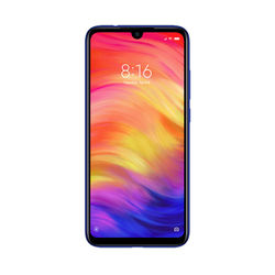 Xiaomi Redmi Note 7 Smartphone LTE,  Blue, 64 GB