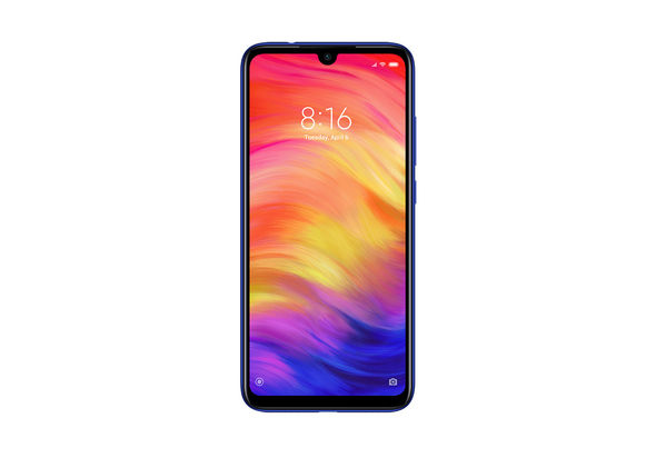 Xiaomi Redmi Note 7 Smartphone LTE,  Blue, 64 GB