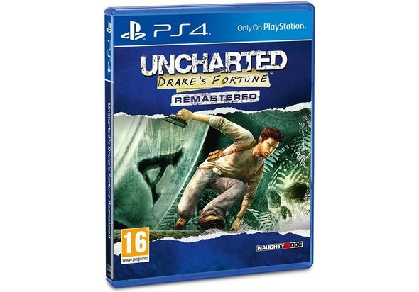 Uncharted Drake s Fortune for PS4