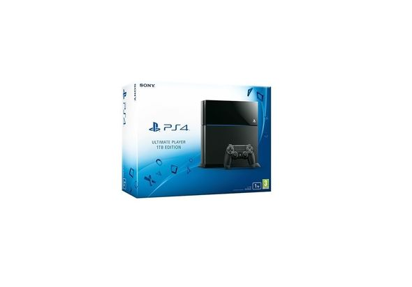 Emirates Employee Platinum Card Offer -Sony PS4 Ultimate Player 1TB Edition