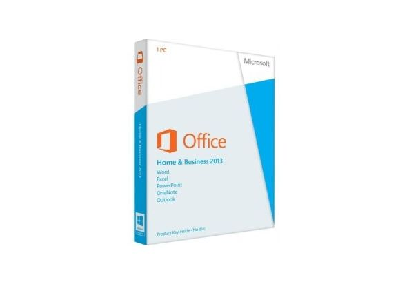 Microsoft T5D-01599 Office 2013 Home & Business 1PC