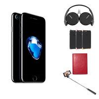 Apple iPhone 7, 128GB Smartphone LTE, Jet Black
