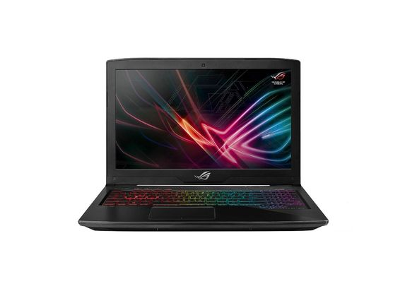 Asus Rog Strix Hero Edition GL503GE-EN095T i7-8750H, 16GB, 256GB SSD+ 1TB HDD, GTX1050Ti 4GB Graphic, 15.6  FHD Gaming Laptop