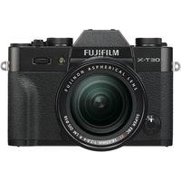 Fujifilm X-T30 Mirrorless Digital Camera with 18-55mm Lens,  Black