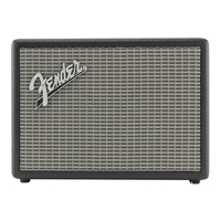 Fender Monterey 6960205000 Bluetooth Speaker, Black,  Black