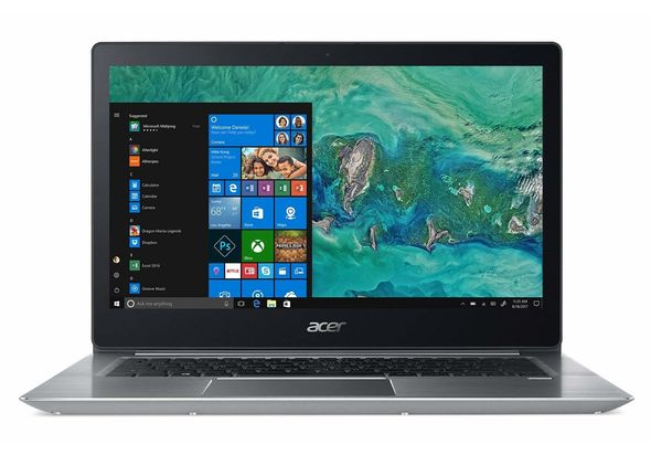 Acer Swift 3 SF314 i5 8GB, 1TB, 2GB Graphic Memory 14  Laptop, Silver
