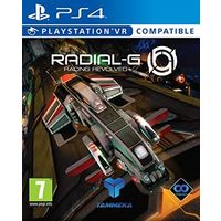 Radial G Racing Revolved for PS4