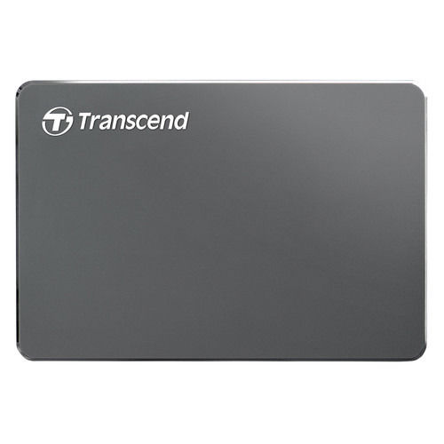 قرصب صلب خارجي 2 تبرا بايت ترانسيند ,Transcend 2TB StoreJet 25C3 USB 3.0 External Hard Drive
