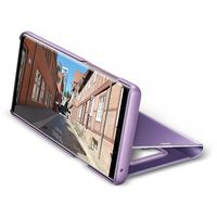 Pre Order Samsung Note 9 Clear View Cover,  Purple