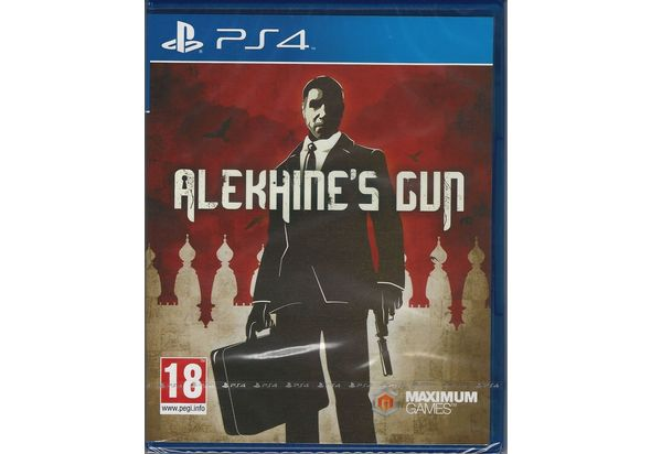 Alekhine Gun for PS4