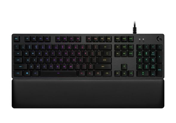 Logitech G513 Carbon RGB Mechanical Gaming Keyboard USB Tactile Switch