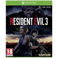 Resident Evil 3 Lent Edition for Xbox One