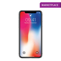 Apple iPhone X Smartphone LTE with FaceTime,  Space Gray, 64 GB