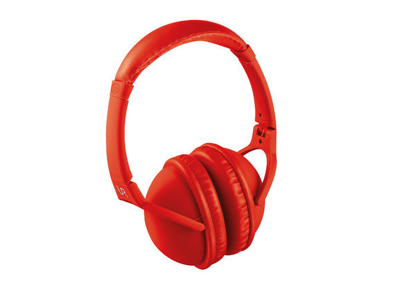 Trust Duga Headphone - Red