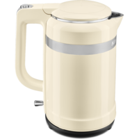 KitchenAid 5KEK1565 1.5 L Design Kettle,  Almond Cream