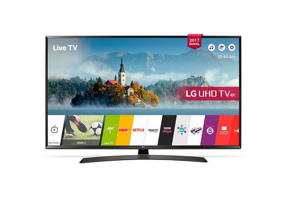 LG 55  55UJ634V ULTRA HD 4K TV