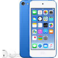 Apple iPod Touch 6th Generation 64GB, Blue