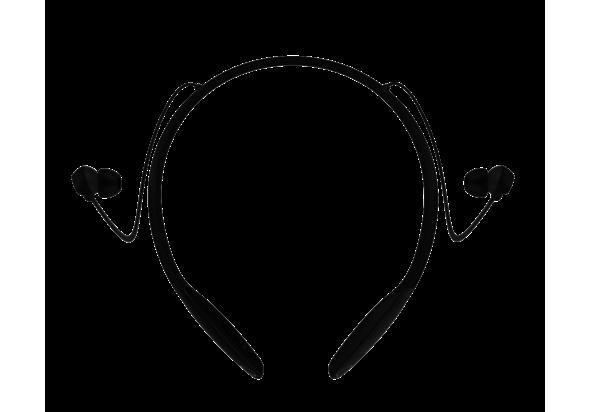 Motorola VerveRider wearable Bluetooth Earbuds