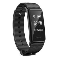 Huawei Honor A2 Smart Wrist Band Heart Rate Monitor Fitness Tracker, Black