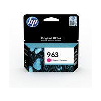 HP 963 Ink Cartridge,  Magenta