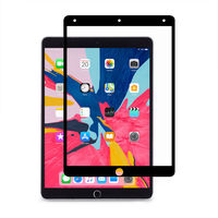 Moshi iVisor AG Anti-glare Screen Protector for iPad Pro/Air (10.5-inch) , Black