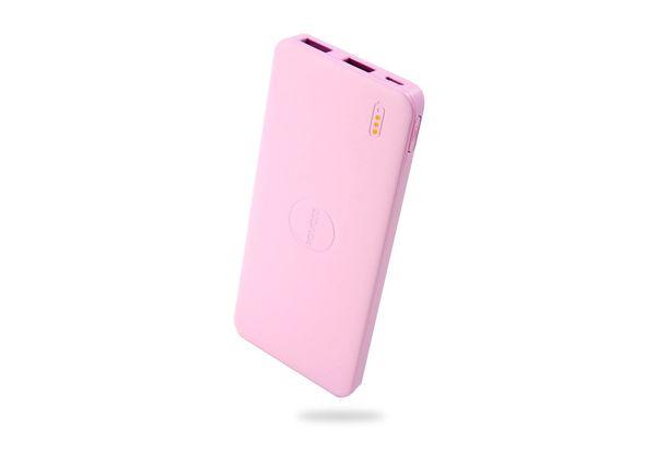 Romoss Polymos 5000mAh Powerbank, Pink