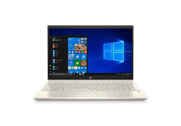HP Pavilion x360 14-DH0003NE i7 16GB, 512GB 2GB Graphic 14  Laptop, Gold