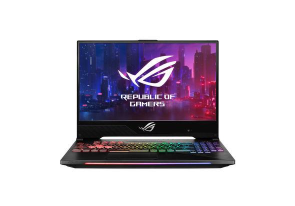 Asus ROG Strix SCAR Edition II GL504 I7 16GB, 1TB5 SSH8G+ 256G PCIE 8GB Nvidia GeForce RTX 2070 Graphic15.6  Gaming Laptop