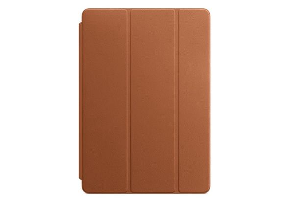Apple Leather Smart Cover for 10.5? inch iPad Pro, Saddle Brown