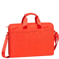 "Rivacase Laptop bag 15.6"" , Orange"
