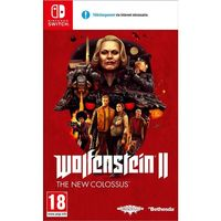 Wolfenstein II The New Colossus for Nintendo Switch