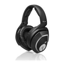 Sennheiser HDR165 Headphones