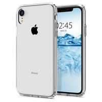 Spigen Liquid Crystal Case for iPhone XR, Crystal Clear