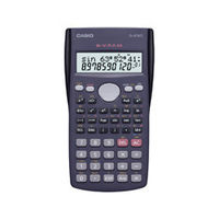 Casio FX82MS-R Standard Models Calculator
