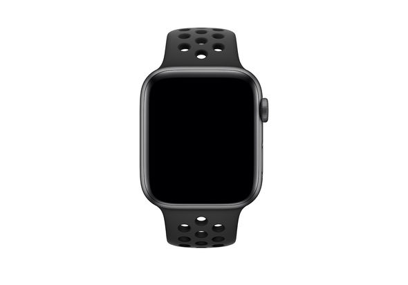 Apple Watch Nike+ Series 4 44mm Space Gray Aluminum Case with Anthracite/Black Nike Sport Band
