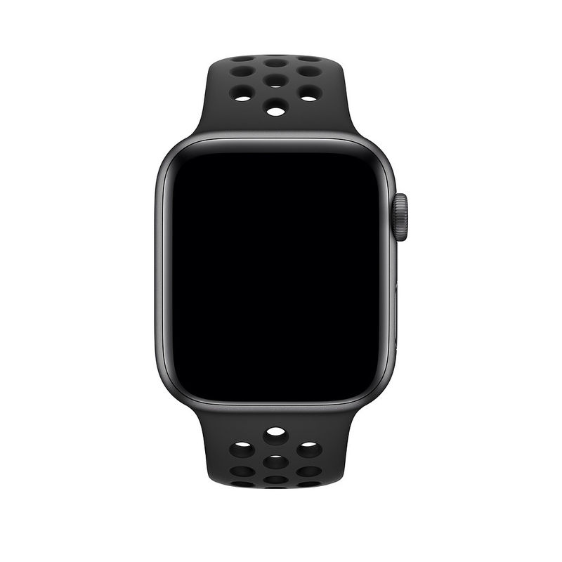 Apple Watch Series 4 Nike+ 44mm Space Gray Aluminum Case with  Anthracite/Black Nike Sport Band