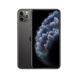 أبل أيفون Apple, 4G LTE الهاتف الذكي أيفون 11 برو ماكس,  Space Gray, 64 جيجابايت