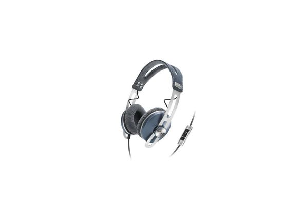 Emirates Employee Platinum Card Offer -Sennheiser Momentum Over-Ear Headphone, Blue