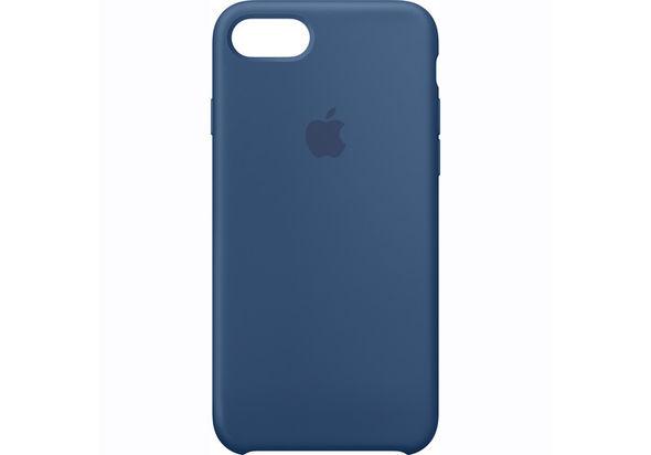 Apple iPhone 7 Silicone Case, Ocean Blue