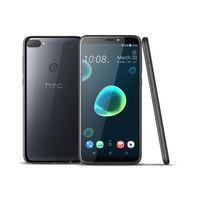 HTC Desire 12+ Smartphone LTE,  Cool Black