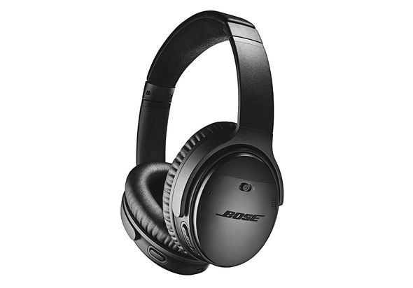 Bose QuietComfort 35 Series II Wireless Noise Cancelling Headphones, Black